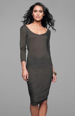 Jerseyklänning