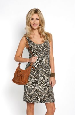 dámské pískové šaty