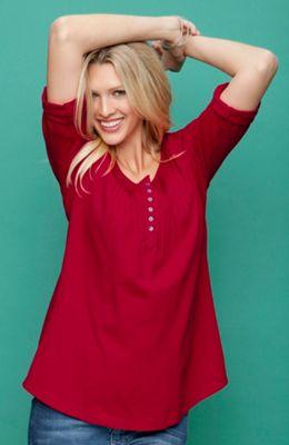 Krásné červené tričko za ještě krásnější cenu