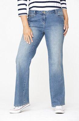Jeans Curve fit