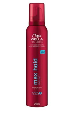 Mousse 250 ml Pro Max Hold