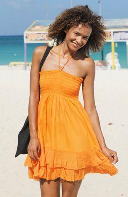 Strandklänning