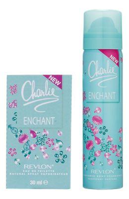 Gåvoset Parfym 30 ml Charlie Enchant